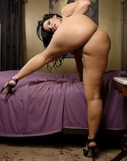 Angelina is one of those BBWs even non-BBW lovers juct wanna fuck! The body on this gal is so fine you will have to do  a tripple take!