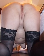 naughty wife stripping off her clothes