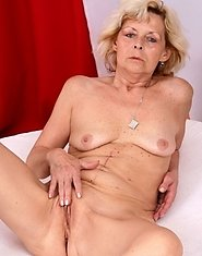 blonde mature rides him like a cowgirl
