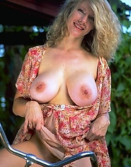 hot old moms tits mature sex. She already to fuck.